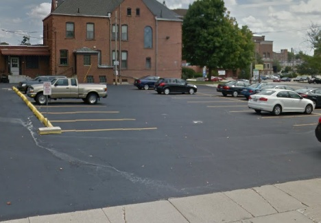 We did parking lot sealcoating in bloomington at this location - Perdue Pavement Solutions